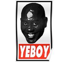 YEBOY Poster