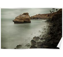 Sunset Cliffs 1 Poster