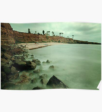 Sunset Cliffs 2 Poster