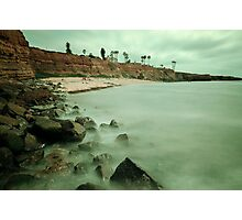 Sunset Cliffs 2 Photographic Print