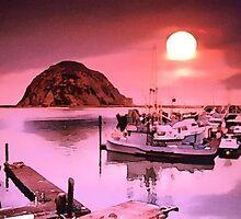 Harbor Hues by RokkaRolla