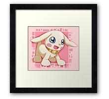 Salamon cute Framed Print