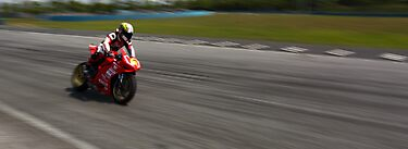 Motorcycle Racing at Shanghai Tianma Circuit (STC)