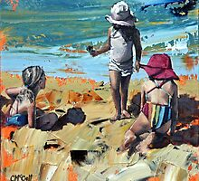 Summer Holiday by Claire McCall