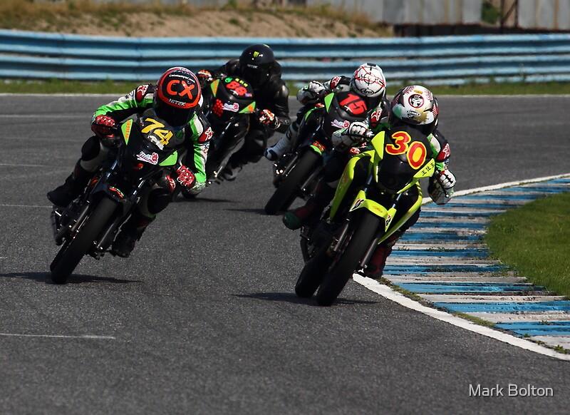 Shanghai Tianma Circuit (STC) 2013 125cc Motorcycle Race