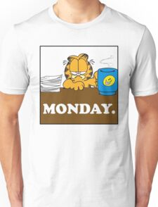 Garfield I Hate Monday Unisex T-Shirt