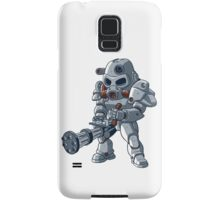 War soldier Samsung Galaxy Case/Skin