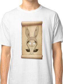 Louise Scroll Classic T-Shirt
