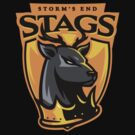 Go Stags! by WinterArtwork