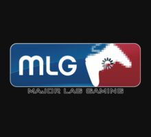 MLG - Major Lag Gaming by ReZourceman