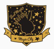 Bad Magics Magic City Crest by magicmen