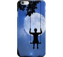 Childhood dreams, The Swing - Phone Case iPhone Case/Skin