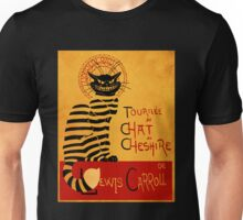 Chat du chesire Unisex T-Shirt