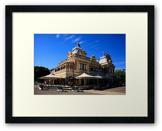 Breakfast Creek Hotel Brisbane by Noel Elliot