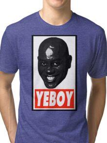 YEBOY Tri-blend T-Shirt