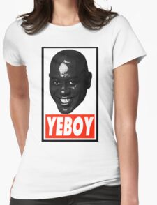 YEBOY Womens Fitted T-Shirt
