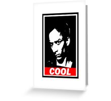 Abed, Cool Greeting Card