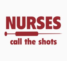 Nurses Call The Shots by BrightDesign