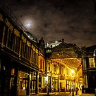 Nightfall in the Capital by gabriellaksz