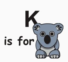 K is for... Kids Tee