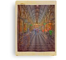 Royal Arcade Melbourne Canvas Print