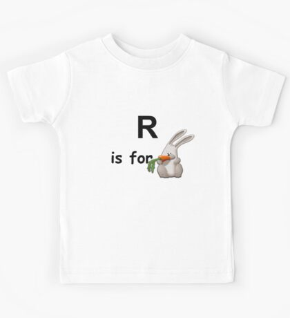 R is for ... Kids Tee