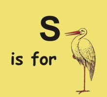 S is for... Baby Tee