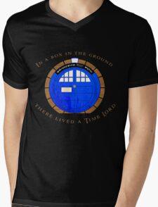Dr Hobbit Mens V-Neck T-Shirt