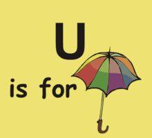 U is for... Baby Tee