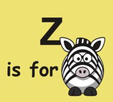 Z is for ... Kids Tee