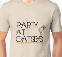 Party at Gatsby's (Light Shirt) Unisex T-Shirt