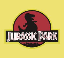 Barney X Jurassic Park Kids Clothes