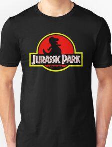 Barney X Jurassic Park T-Shirt