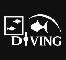 DIVING Baby Tee