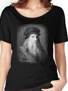 the maestro Women's Relaxed Fit T-Shirt