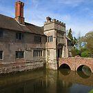 Moated House by John Dalkin