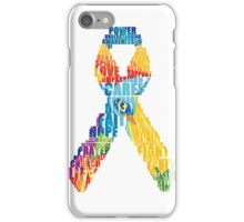 Fight Cancer iPhone Case/Skin