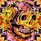 Skull V by Ali Gulec