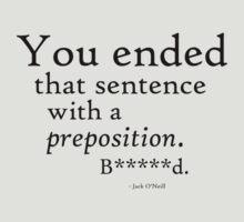 Preposition Black (clean) by CaelisMiran