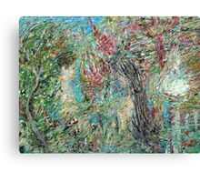 THE TWO and THE NATURE Canvas Print