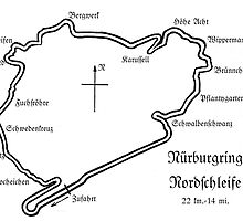 Shrine Series: Nürburgring Nordschleife by RennSportInc