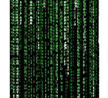 The Matrix Code by Ollie Mason