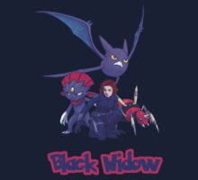 Black Widow - Pokemon by Raura