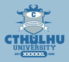 Cthulhu University  by RetroReview