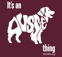 Aussome-- New Spirit 4 Aussie Rescue T-Shirt