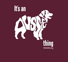 Aussome-- New Spirit 4 Aussie Rescue Unisex T-Shirt