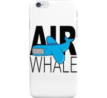 Air Whale iPhone Case/Skin
