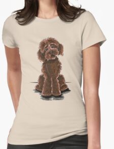 Chocolate Labradoodle T-Shirt