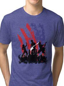 America Rocks Tri-blend T-Shirt