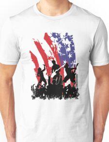 America Rocks Unisex T-Shirt